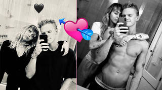 Miley Cyrus and Cody Simspon's relationship timeline.