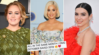 Adele, Katy Perry and Dua Lipa are all set to drop new music soon.