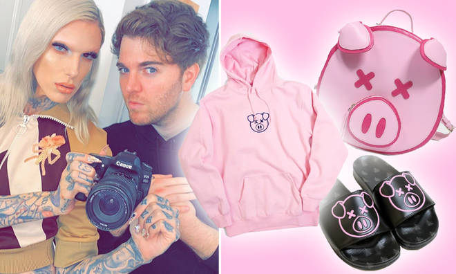 Shane Dawson's merchandise sold out almost immediately