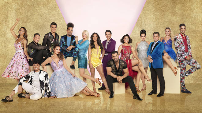 Strictly has a pattern this year as to who has left