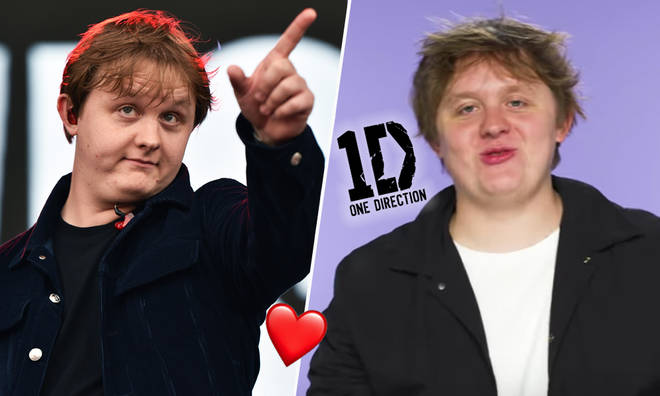 Lewis Capaldi loves One Direction, but Niall Horan is his favourite