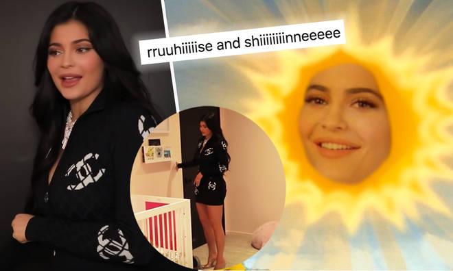 Kylie Jenner's singing has been heavily meme'd