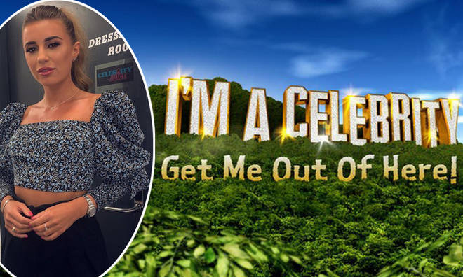 Dani Dyer has addressed I'm A Celeb rumours
