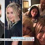 Jennifer Aniston has joined Instagram.