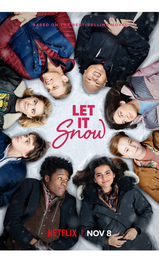 Let It Snow is being added on 8 November
