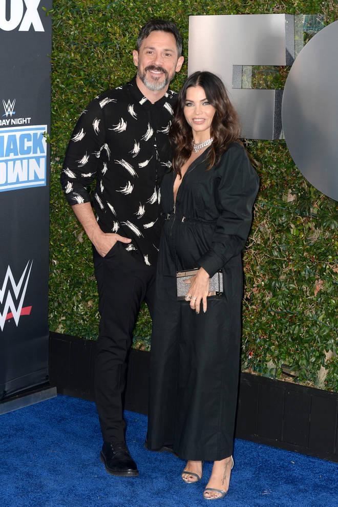 Jenna Dewan is pregnant with boyfriend Steve Kazee