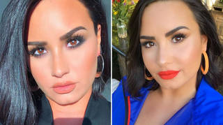 Demi Lovato has been targeted by hackers.
