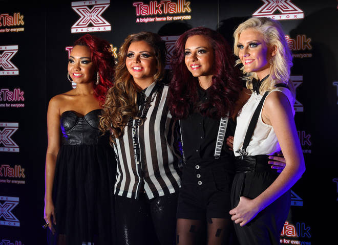 Little Mix won The X Factor in 2011