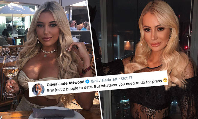 Amber Turner and Olivia Attwood feuding online after shady TOWIE comments