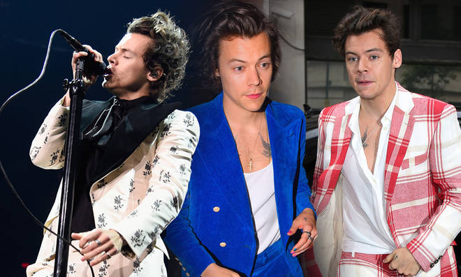 Harry Styles has had some incredible looks over the years