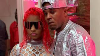 Nicki Minaj marries rapper Kenneth Petty