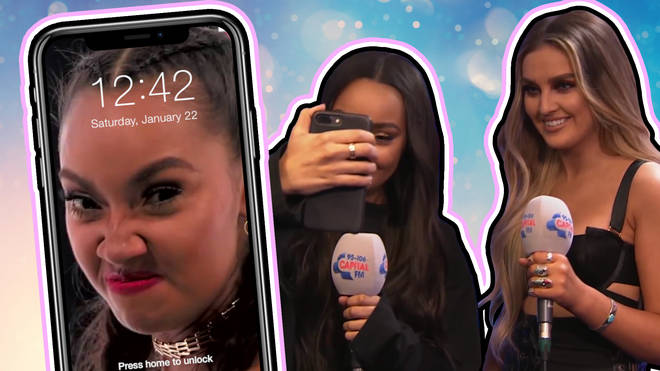 This quiz will pick a Little Mix wallpaper for your phone