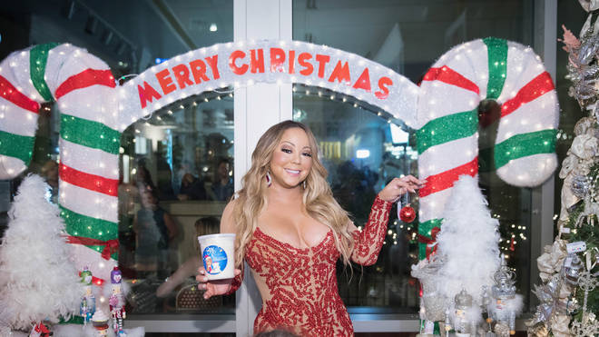 Mariah Carey's Christmas tune is a firm favourite hit every year