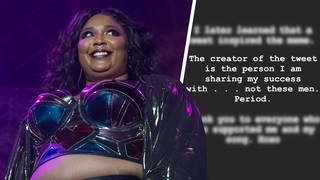 Lizzo wrote a message to those accusing her of stealing lyrics for 'Truth Hurts'