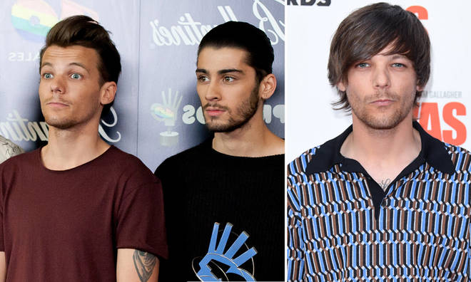 Louis Tomlinson's rift with Zayn Malik is still ongoing