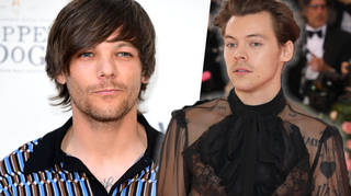 Louis Tomlinson's said he was the rock n' roller of One Direction