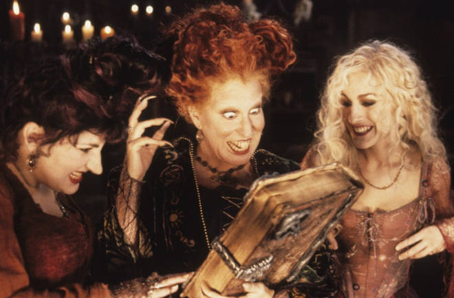 Hocus Pocus is an absolute classic.