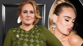 Adele left fans speechless after displaying her weight loss