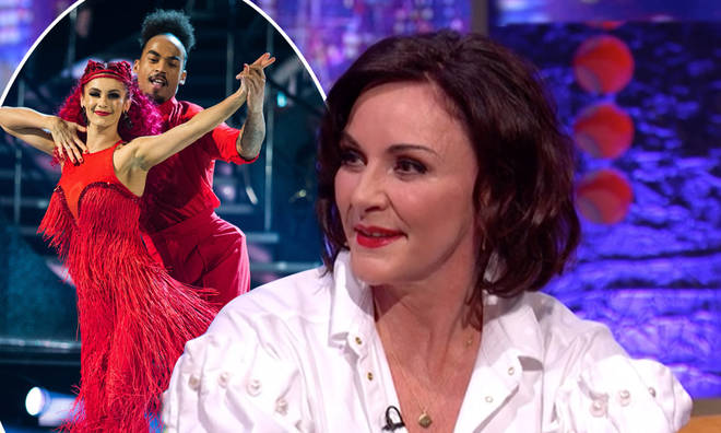 Shirley Ballas said she received death threats over sending Dev Griffin home