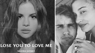 Selena Gomez has opened up about those Justin Bieber lyrics