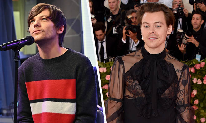 Louis Tomlinson fans rallied for Harry Styles during meet and greet