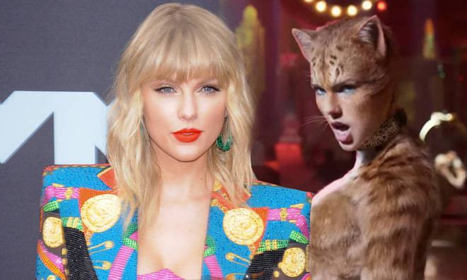 Taylor Swift has written a song for the Cats film