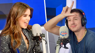 Charlie Puth was embarrassed by Hailee Steinfeld's question