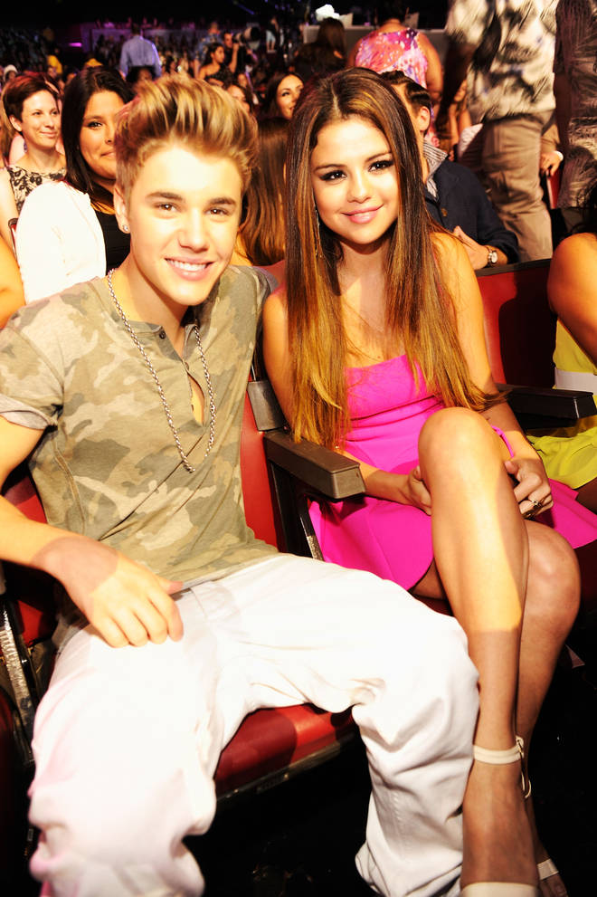 Selena Gomez and Justin Bieber dated on and off from 2011 to 2015