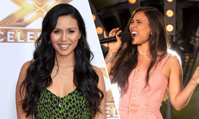 Olivia Olson was heartbroken to leave X Factor: Celebrity