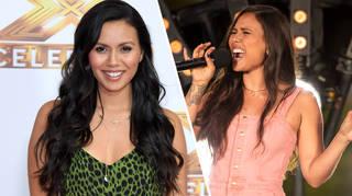 Olivia Olson was heartbroken to leave X Factor: Celebrity
