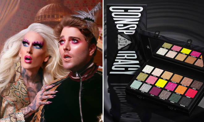 Jeffree Star and Shane Dawson's collaboration drops on 1 November