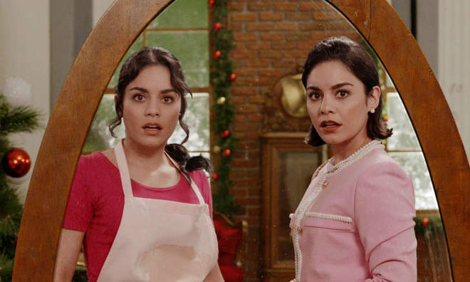 Vanessa Hudgens will produce and star in The Princess Switch: Switched Again