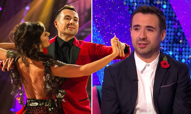 Will Bayley has been forced to quit Strictly Come Dancing
