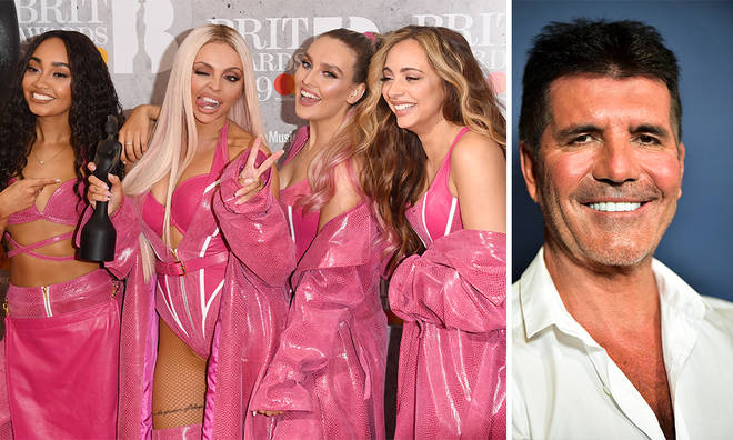 X Factor's The Band and Little Mix's The Search will both air in 2020
