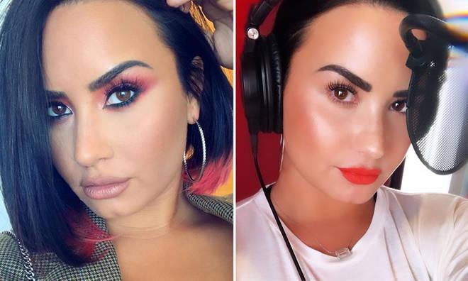 Demi has come a long way.