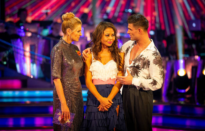 Viscountess Emma Weymouth was eliminated from the competition