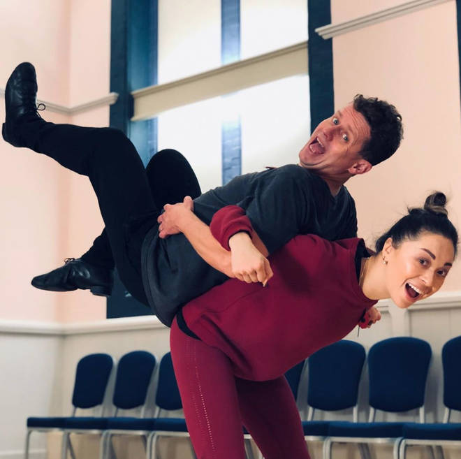 Katya Jones and Mike Bushell continue to win over the judges on Strictly
