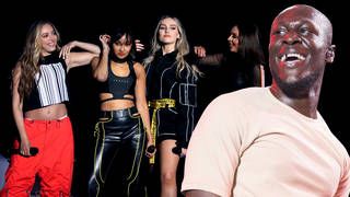 Little Mix perform 'Power' with Stormzy for the first time