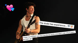 Shawn Mendes has been praised by fans after giving love advice