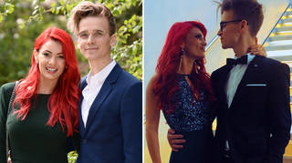 Joe Sugg and Dianne Buswell met on Strictly 2018