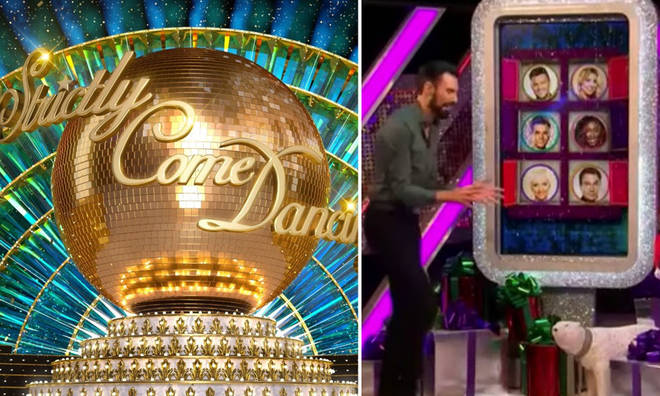 Strictly's Christmas special will see six celebrities return