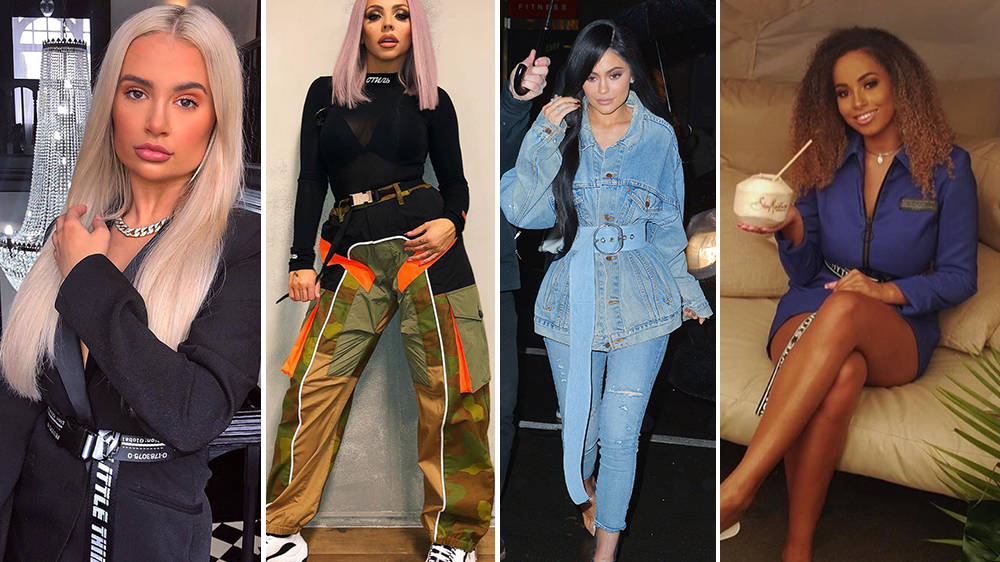 From Jesy Nelson To Kylie Jenner: All The Celebs Sporting