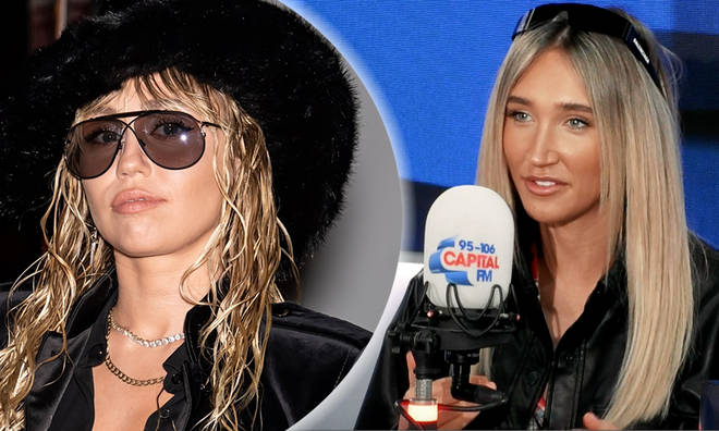Megan McKenna admits Miley Cyrus is her musical inspiration