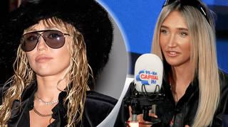 Megan McKenna admits Miley Cyrus is her musical inspiration