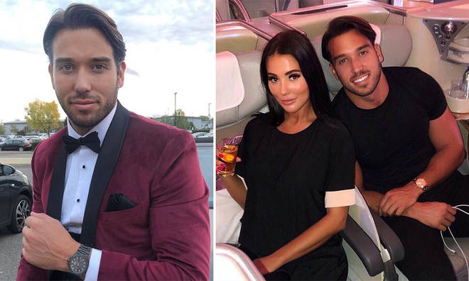 James Lock has joined the Channel 4 dating show to find love