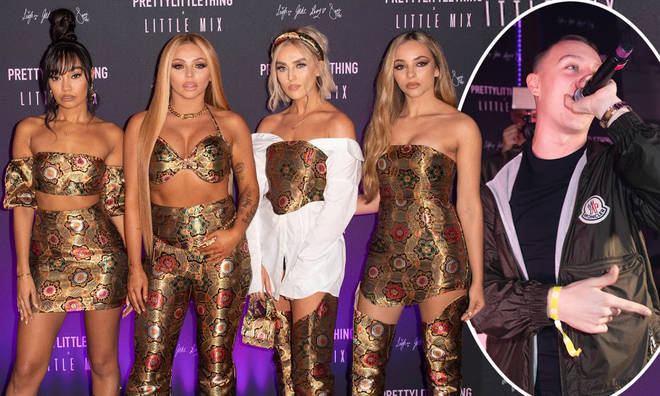 Little Mix celebrated the launch of their PrettyLittleThing collection