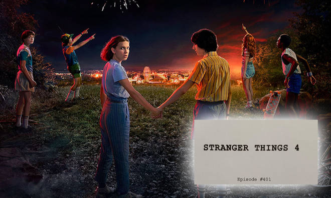 Stranger Things 4 already has its first episode title