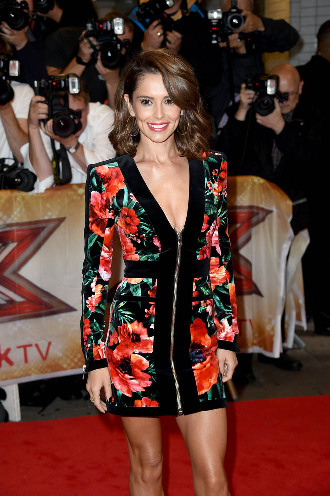 Cheryl appeared on The X Factor on and off from 2008 to 2015