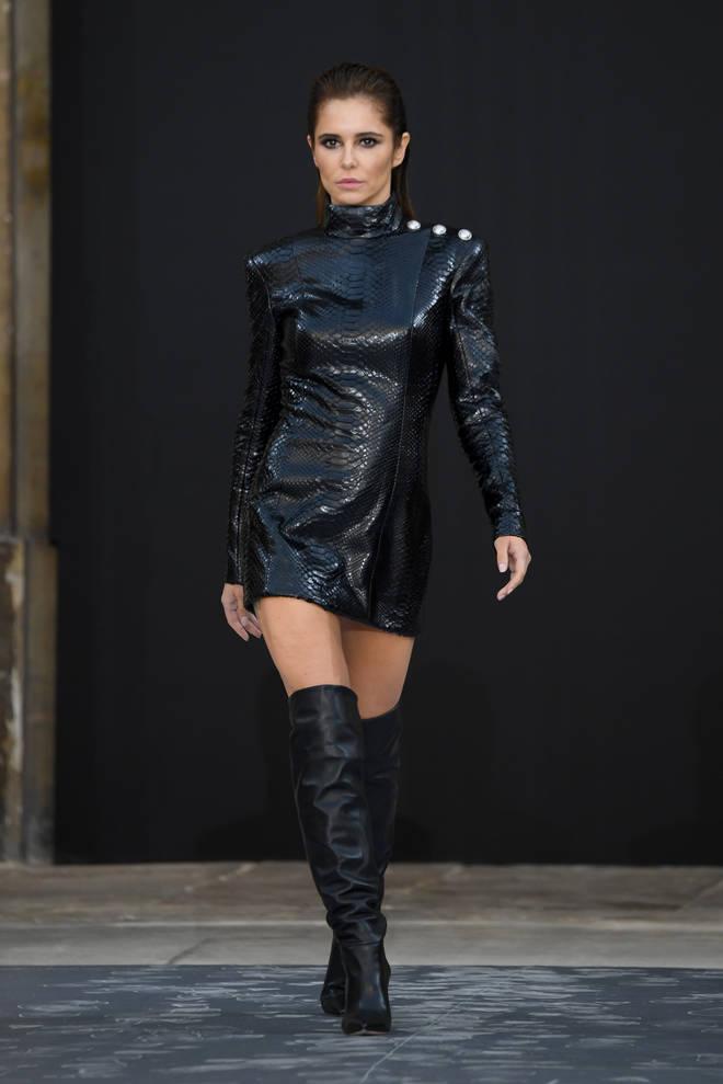Cheryl was a L'Oreal ambassador until 2019