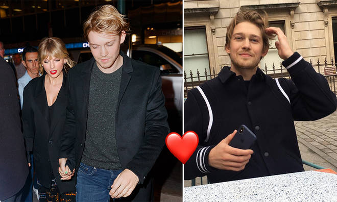Joe Alwyn and Taylor Swift have been dating for two years
